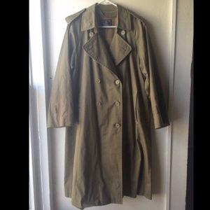 England Made Burberrys Trench coat